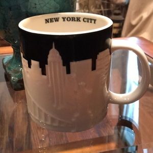 Starbucks Coffee New York City Mug Cup Collectors